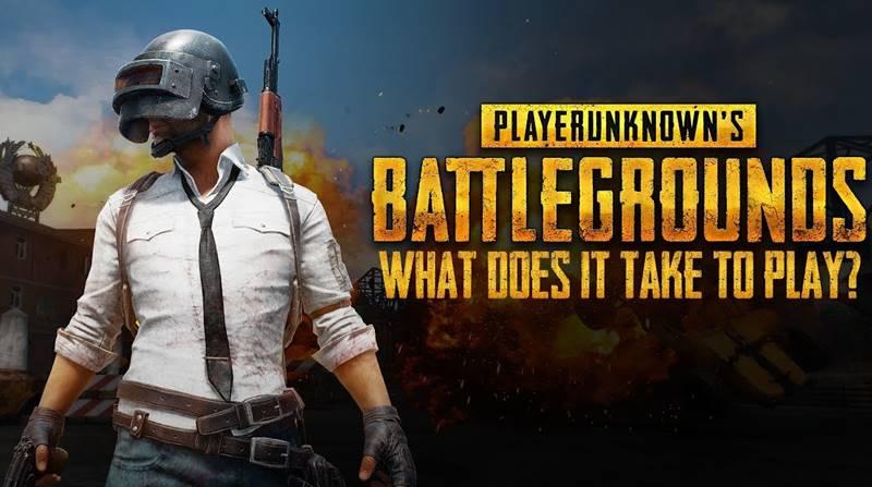 PUBG Game - PlayerUnknown's Battlegrounds