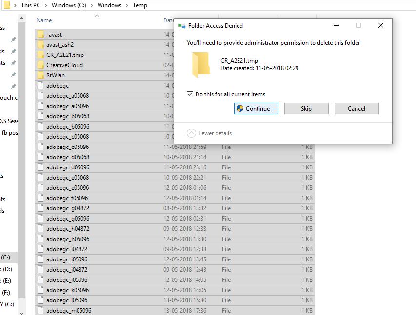 Couldn't load XPCOM Error