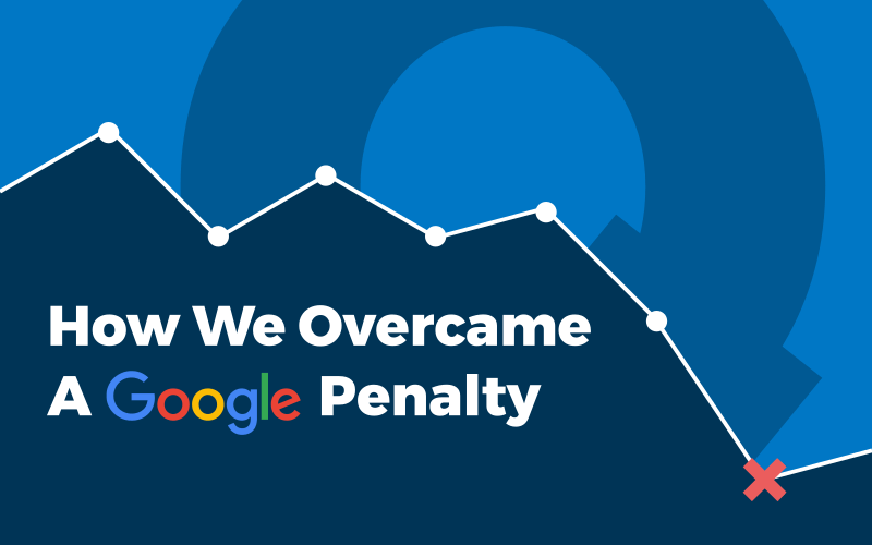 Reconsideration Request Remove Google Penalty
