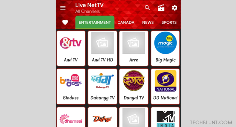 Download Live Net TV Apk