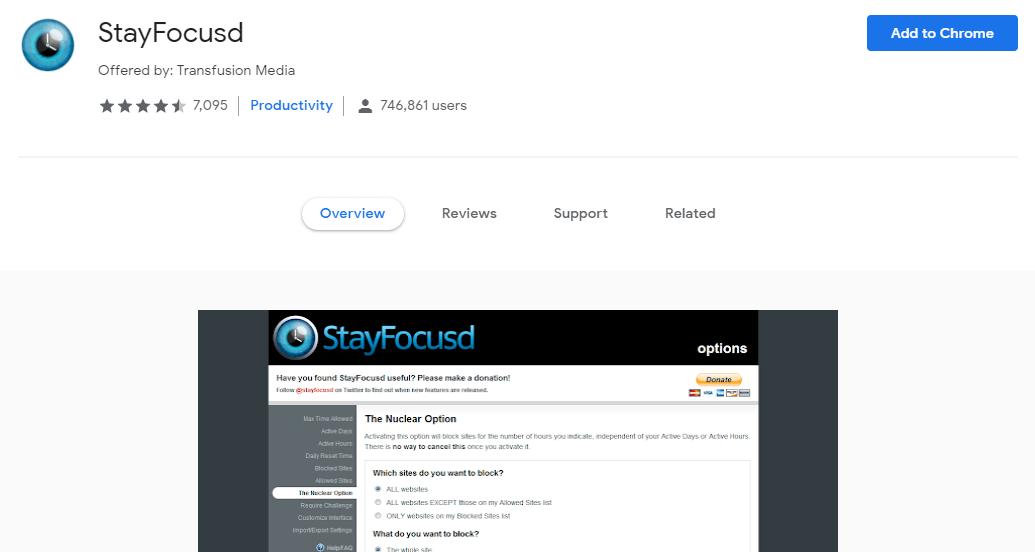 stayfocused