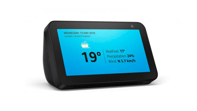 Amazon Echo Show 5 With Cheapest Echo Smart Display