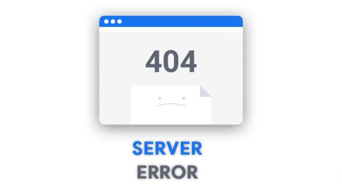 What Does Server Error Mean
