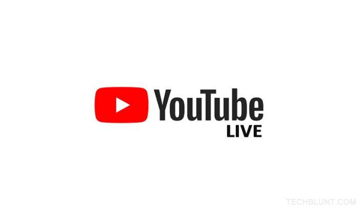How YouTube LiveStream Works