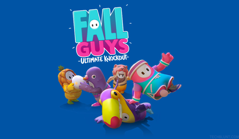 Fall Guys Connection Error